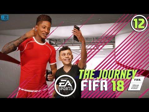 FIFA 18 - The Journey - SOMOS GAROTO PROPAGANDA DA COCA COLA | Ep.12