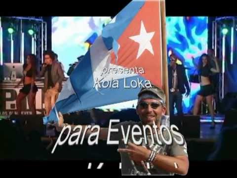 Nuevo 2011 **** Kola Loka - No Me Da Mi Gana Americana - Reggaeton - Kuba - Cuba