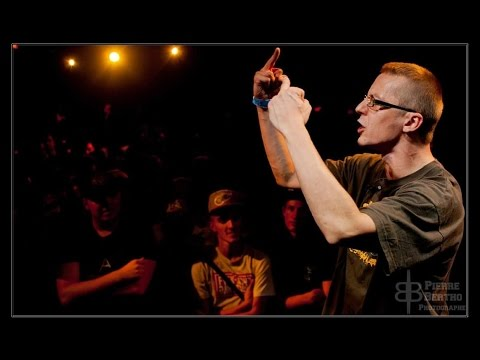 Wojtek - La Légende du Battle Rap - 2016
