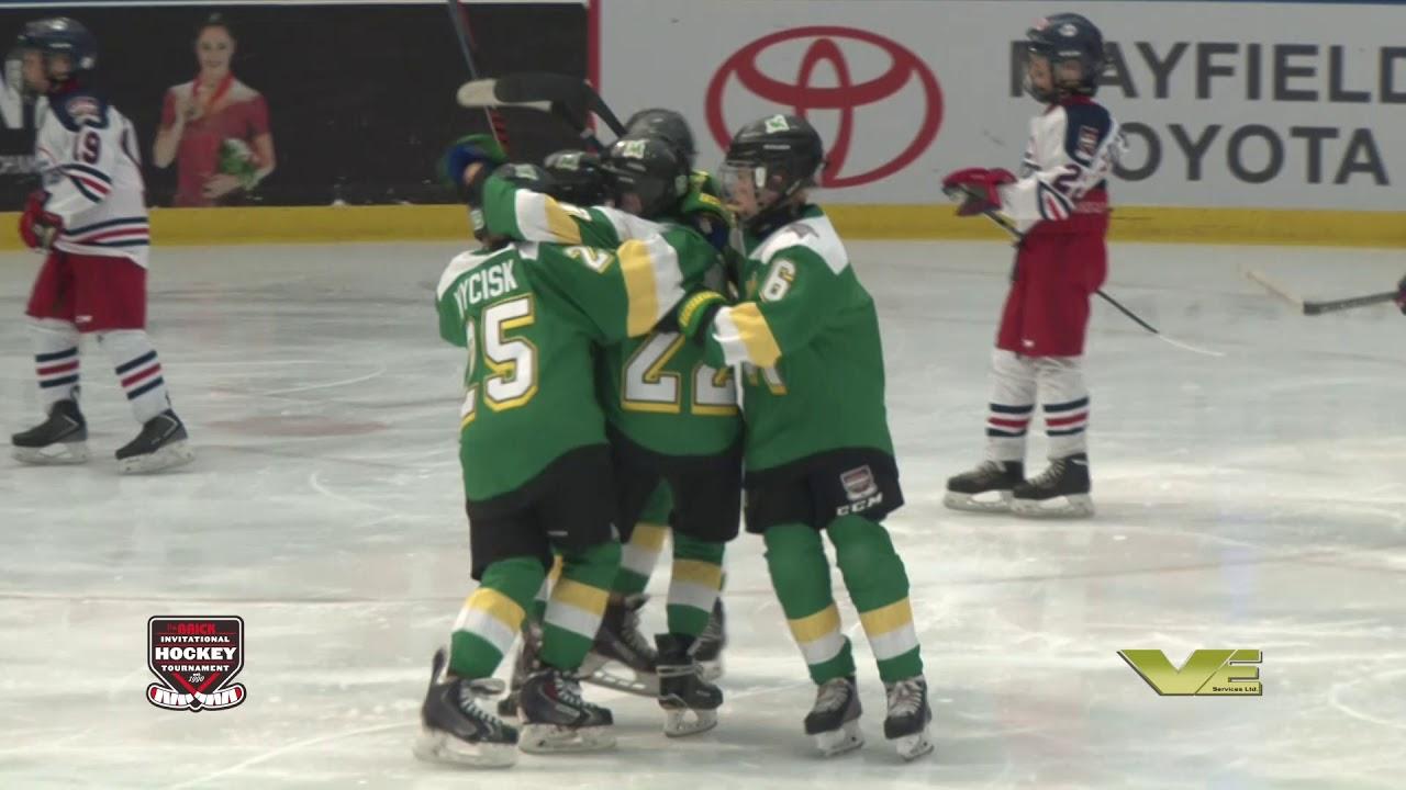 Game Winning Goals Day 4 2019 Brick Invitational Hockey Tournament