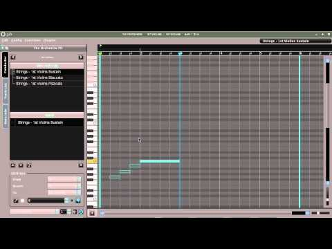 Open Octave Midi Step Input