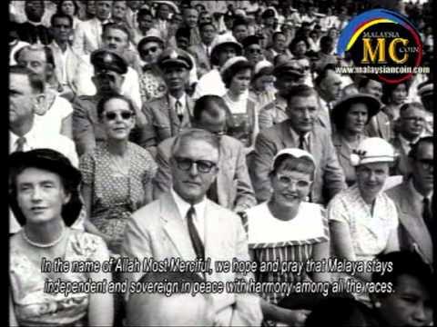 31 Ogos 1957 Hari Kemerdekaan Persekutuan Tanah Melayu