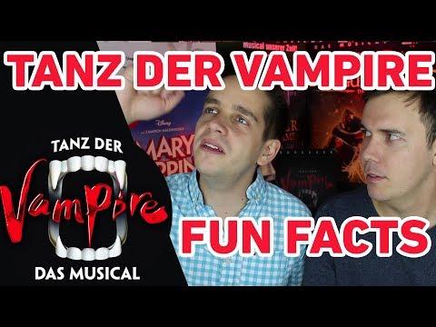 Tanz der Vampire Fun Facts (Broadway-Schrott vs. Musical-Hit)