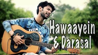 Hawayein jab harry met sejal with darasal ????  romantic mashup | acpad heartbeat cover | amaan shah