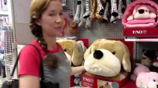 TOY HUNTING SHOPPING Ep 52 - Easy Bake Oven, Lalaloopsy Potty Surprise, Gas Out Game,