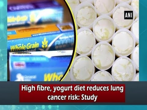 High fibre, yogurt diet reduces lung cancer risk: Study thumbnail