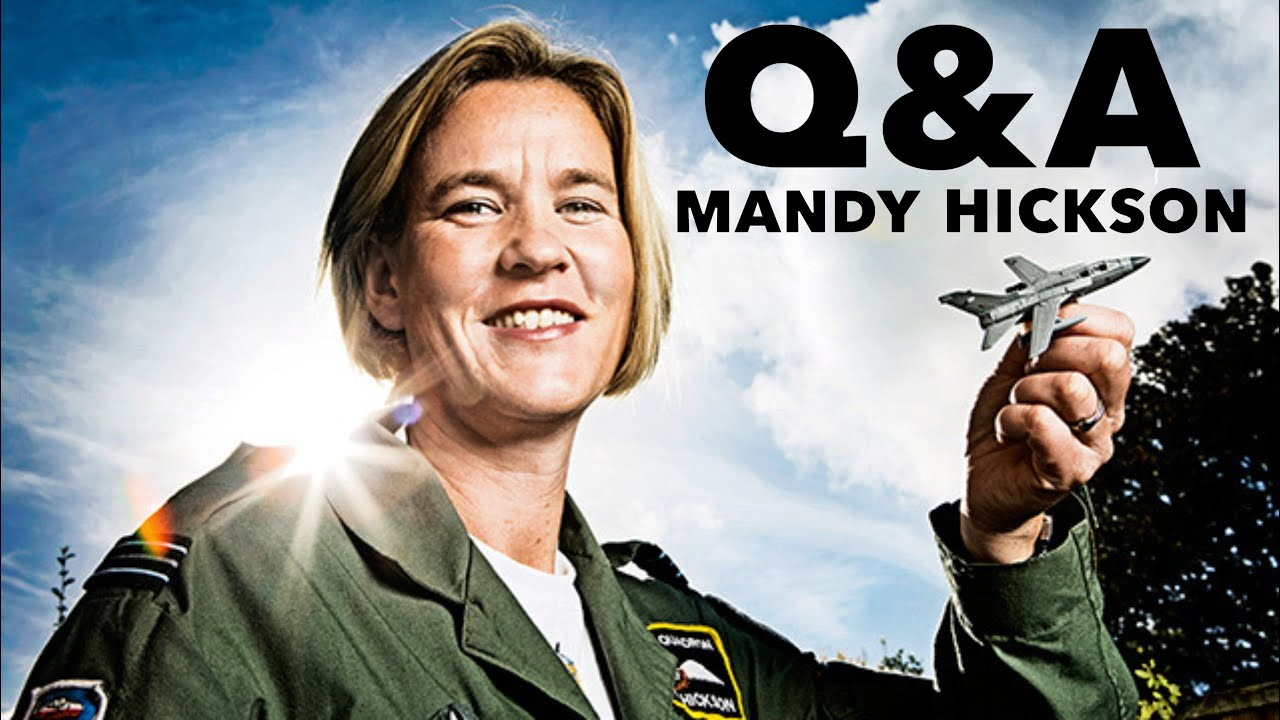 Q&A with Former Tornado GR4 Pilot, Mandy Hickson