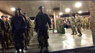 Video ARMY BCT Drill Sergeants CALL CADENCE at Fort Jackson download MP3, 3GP, MP4, WEBM, AVI, FLV Juni 2018