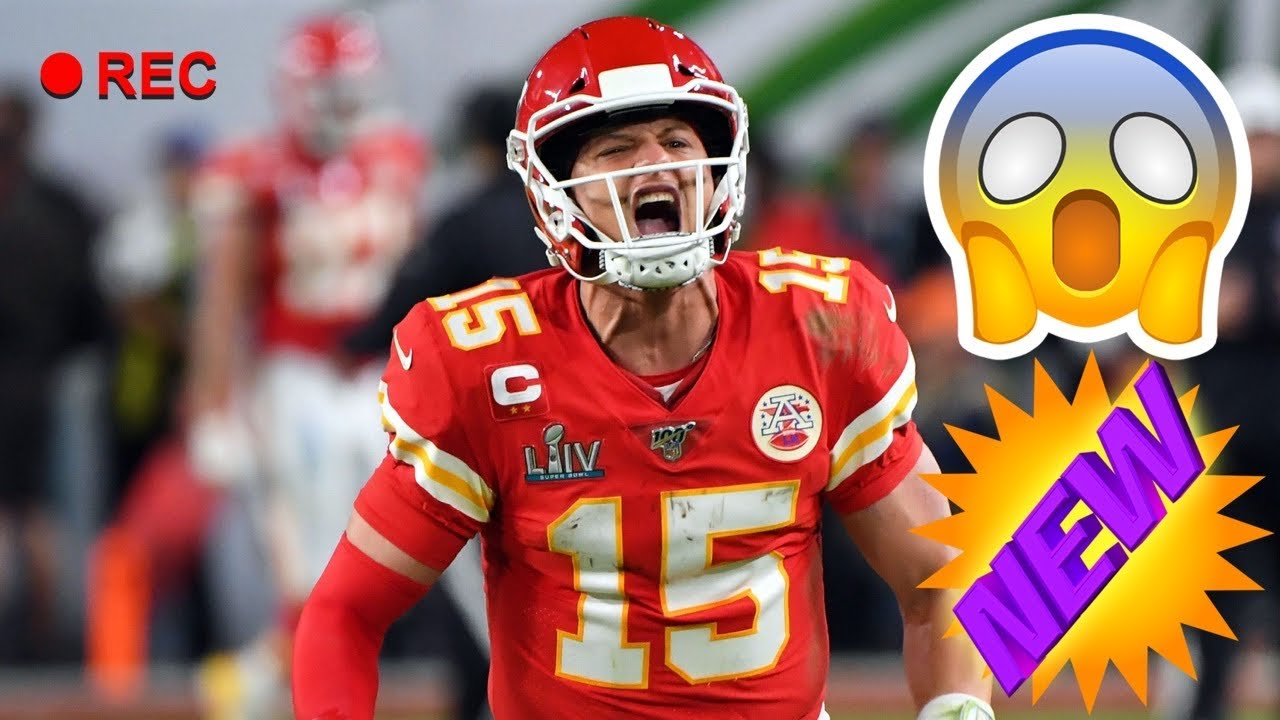 Sources - Chiefs, Patrick Mahomes agree to 10-year, $400 million ...