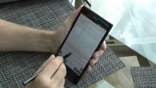 Sony Xperia C5 Ultra — видео обзор 6-ти дюймового смартфона