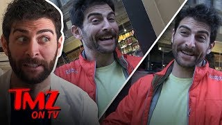 Comedian Ross Asdourian Tells Us How He BROKE His Penis | TMZ TV