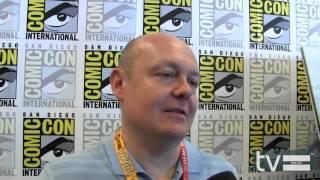 Merlin Season 5: Julian Murphy (Comic-Con 2012)