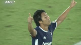 ルヴァンカップ プライムステージ 準々決勝 第2戦 横浜F・マリノス×ガン...