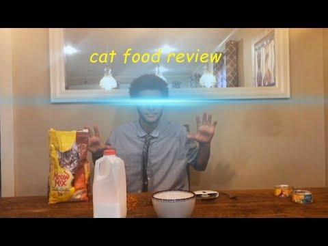 cat food review