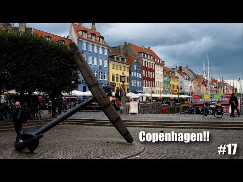 Arrived in Copenhagen!! | European Bike Tour #17
