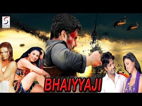 Bhaiyyaji - Dubbed Hindi Movies 2016 Full Movie HD l Rohan, Anjali, Rakhi Sawant.