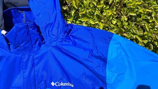 Columbia Pouration Jacket Unboxing + First Look!