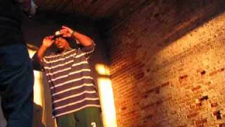 Beanie Sigel@ video Have Mercy Shoot