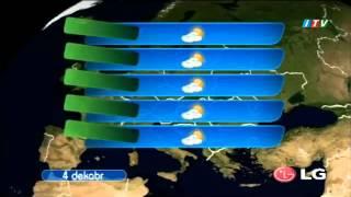 Repeat youtube video Dekabr ayının 4-nə olan hava proqnozu