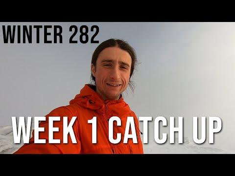 Kevin Woods on the Winter Munros, Week 1