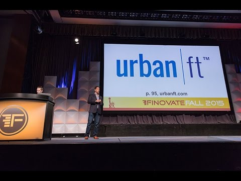 Finovate Fall 2015 - The Urban FT Solution - YouTube
