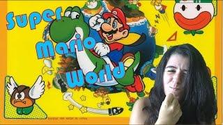 Cada vez menos!  / Super Mario World #12