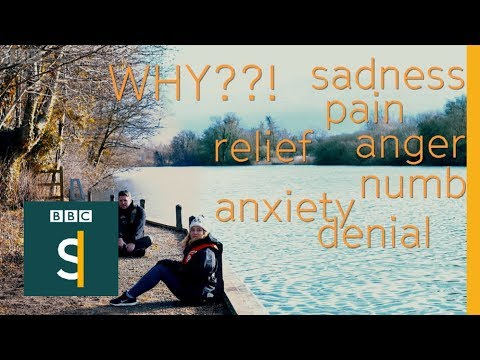 "Grief: It's not something you have to ""get over"" (Like Minds Ep.12) BBC Stories"