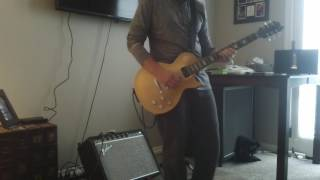 """10 Lovers - By """"The Black Keys""""- Guitar Cover"""