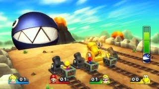 Mario Party 9: Magma Mine - Mapa Completo