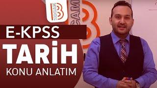 1)Cesur ERDEM/E-Kpss - İslamiyet Öncesi Türk Tarihi - I (2020)