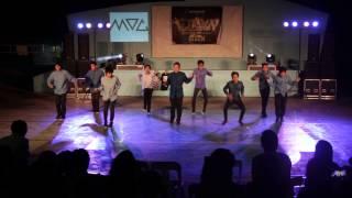 Malayan Dance Crew @ Trilogy 2k14 (Boys)