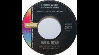 Jan & Dean - I Found A Girl (STEREO)