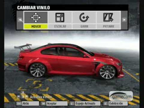 need for speed pro street making a bmw m3 e92 youtube. Black Bedroom Furniture Sets. Home Design Ideas