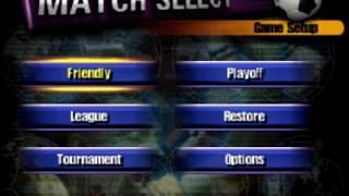 FIFA Soccer 64 (Nintendo 64) Ecran titre / Title screen