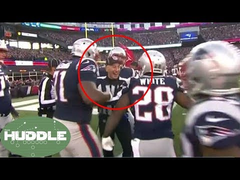 Download Youtube: Did the Refs RIG the Patriots Win Against the Jaguars? -The Huddle