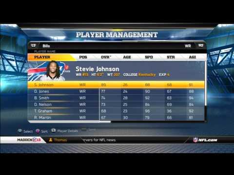 2013 NFL Season: Buffalo Bills Predictions
