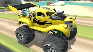 MMX Hill Dash 2 – Offroad Truck, Car & Bike Racing Gameplay Trailer ANDROID GAMES on GplayG