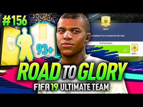 FIFA 19 ROAD TO GLORY #156 - LOAN ICON MOMENTS PLAYER!