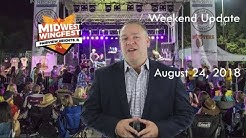 Weekend Events August 28, 2018