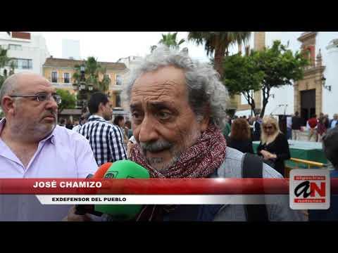 📺 Algeciras se echa a la calle contra el narcotráfico