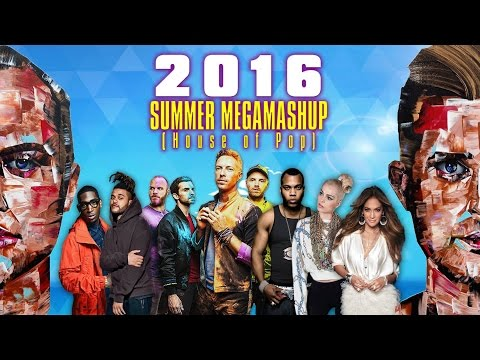 Happy Cat Disco - 2016 Summer Megamashup (House of Pop)