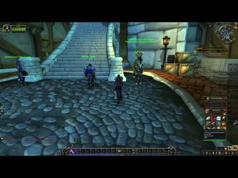 Stormwind Quartermaster Location - World Of Warcraft