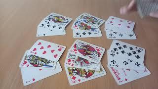 ♦БУБНОВАЯ ДАМА,  цыганский расклад, гадание онлайн на  игральных  картах, ближайшее будущее