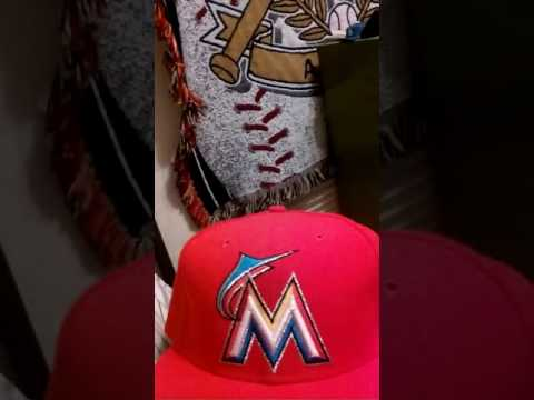 Miami Marlins Hat Review