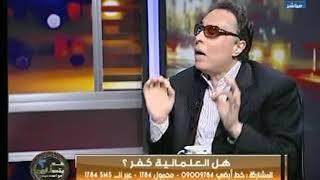 الكاتب أسامة الجنزوري : سيدنا محمد أقام الدولة على أسس مدنية وليس دينية