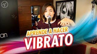 Cómo hacer VIBRATO con la voz | Clases de canto | Curso de Canto | Fácil
