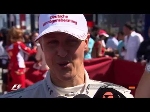 The History of the European Grand Prix