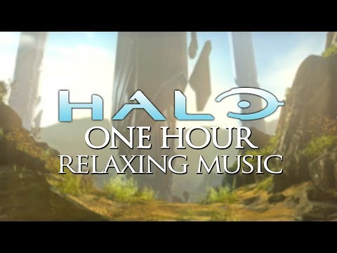 One Hour Of Relaxing Halo Music With Nature Sounds & Birdsong