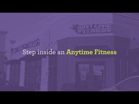 Anytime Fitness Gym: Step Inside