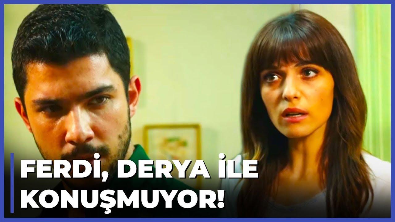 Ferdi, Derya'ya Soğuk Davranıyor! - Ulan İstanbul 8. Bölüm